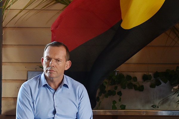 Tony Abbott's plan to help indigenous communities