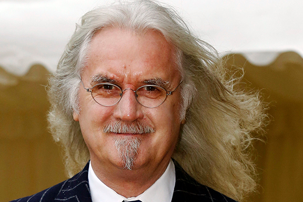 A chance encounter with an Australian doctor led to Billy Connolly's Parkinson's diagnosis