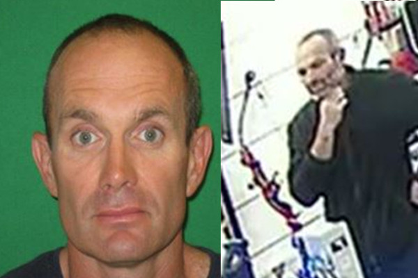 'Do not approach': Missing sex offender spotted far from home