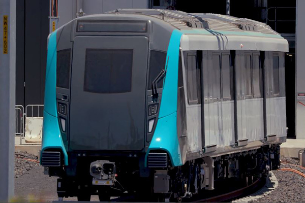 Article image for 'It passed with flying colours': Sydney's new metro line to open in a matter of months