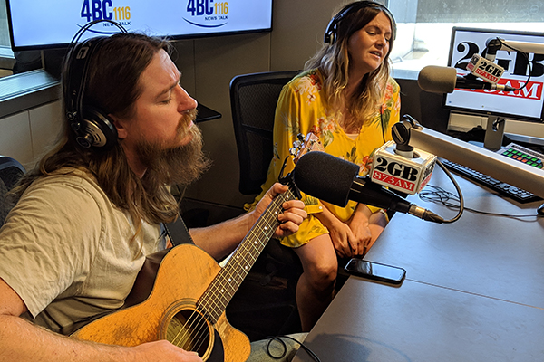 Big moves for country music power couple Brooke McClymont and Adam Eckersley