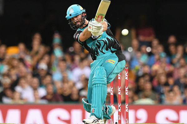 Mike Hussey wraps up the final round of the BBL