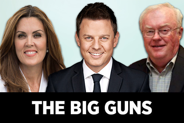 Article image for They're back! Big Guns return for 2020