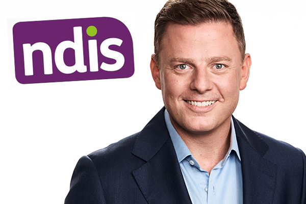 Article image for Major breakthrough for Ben Fordham in his fight against NDIS red tape