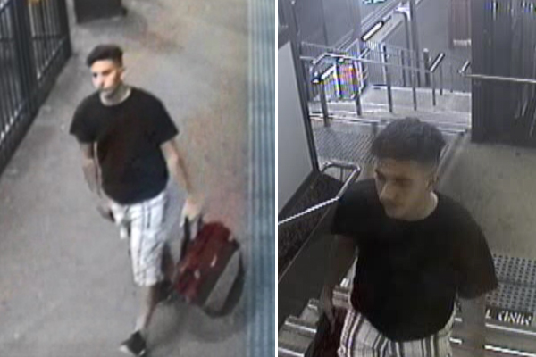Police hunting violent stalker allegedly attempting to abduct women