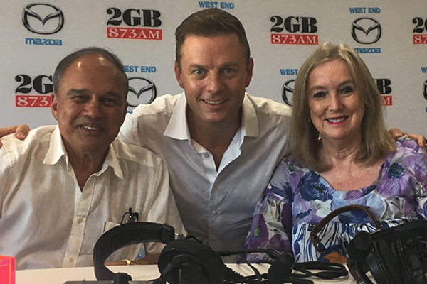 'You never gave up on us': How Ben Fordham gave this family their life back