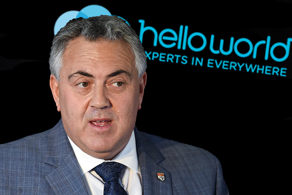 Treasurer 'absolutely' confident Joe Hockey has done nothing wrong
