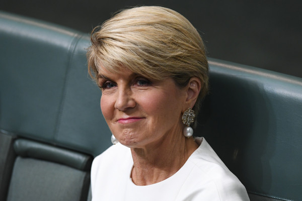 Article image for Julie Bishop announces her retirement from politics