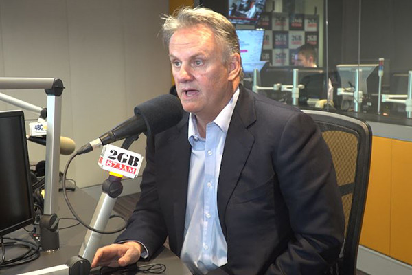 'He's a great fighter': Mark Latham addresses speculation Andrew Constance will leave politics