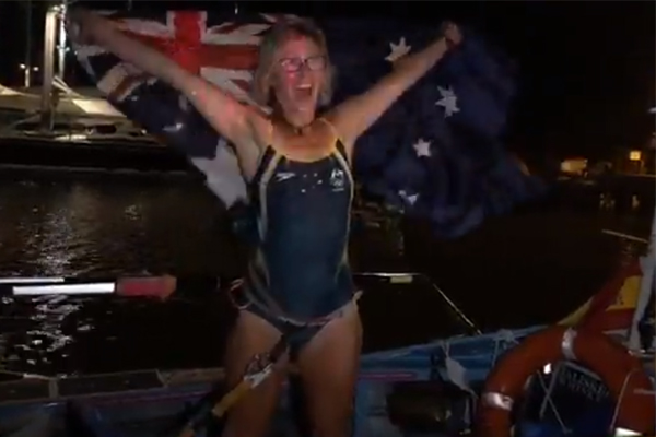We all like a challenge but what this Aussie woman has just completed is 'absurd'