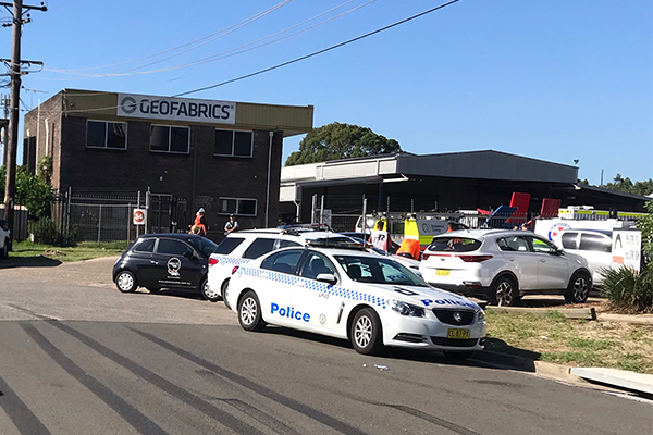 One dead, four injured after electrical incident at Moorebank