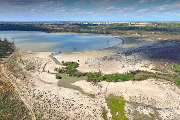 Farmer's desperate plea for access to Murray-Darling water allocations