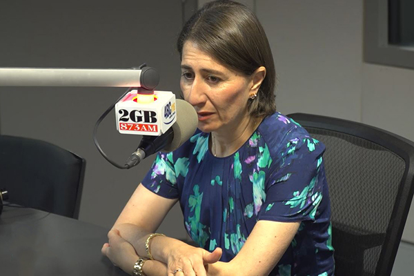 'What scares me the most': Gladys Berejiklian's deepest fear ahead of the state election