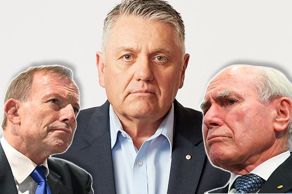 Ray Hadley slams John Howard and Tony Abbott's 'gross errors of judgement'