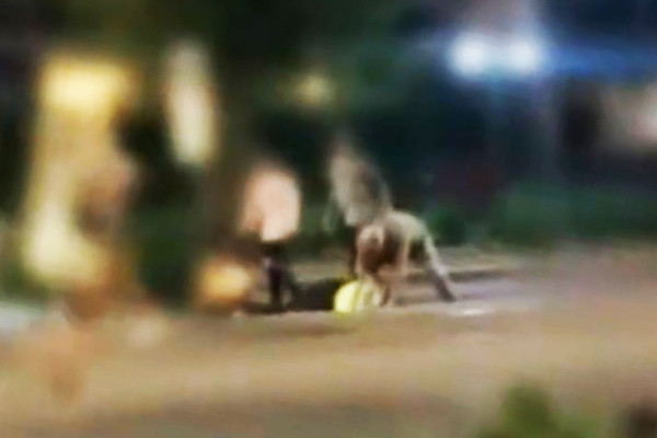 WATCH | Four arrested, three on the run following sickening police assault