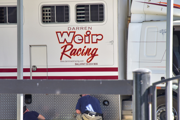 Racing boss takes 'immediate action' on Darren Weir allegations