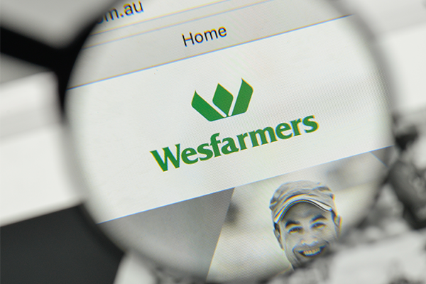 Wesfarmers goes digital and buys online retailer