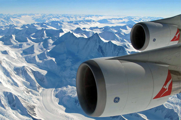 WIN an all-inclusive sightseeing flight to Antarctica!