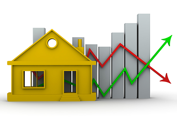 Article image for Falling house prices actually a positive for the market