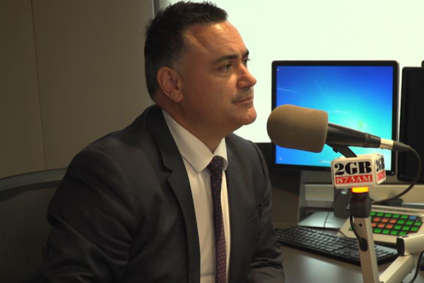 John Barilaro defends NSW Coalition collapse over 'red and green tape'