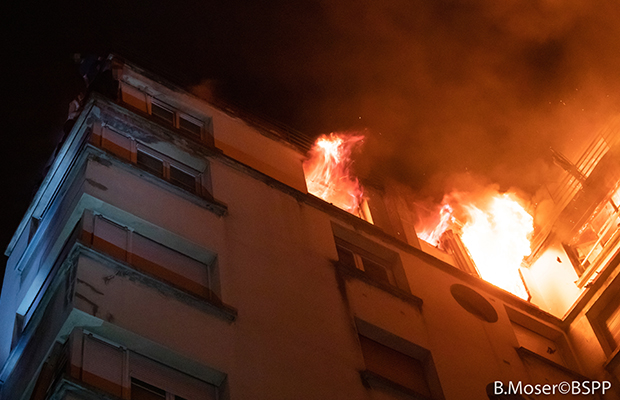 Article image for 'Deliberately lit': Ten killed, dozens injured in Paris apartment fire