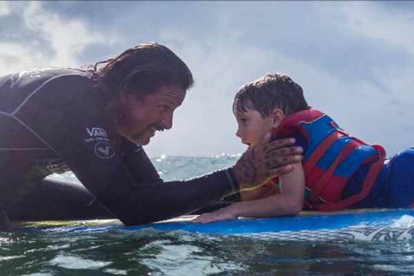 Life changing autism surf camp coming to Australia