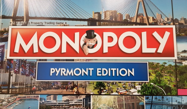 How you can get your hands on Pyrmont Monopoly