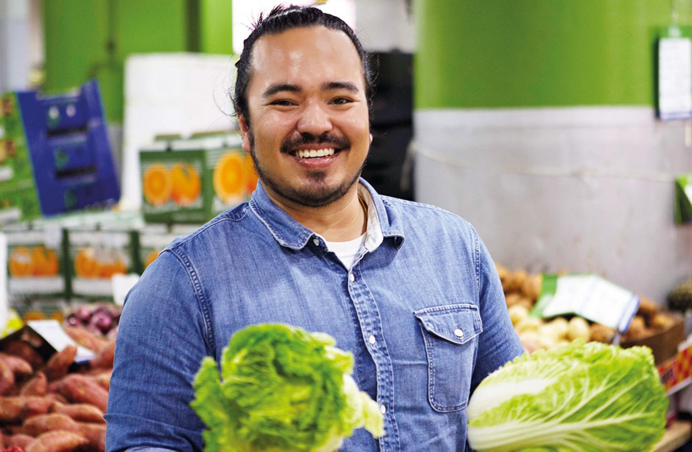 Adam Liaw does beef
