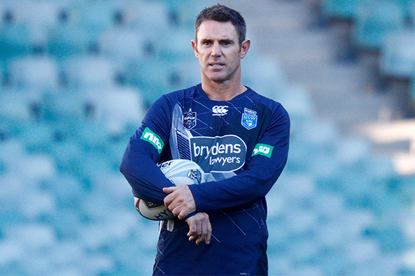 Article image for Brad Fittler on picking his team if Origin was to restart the season