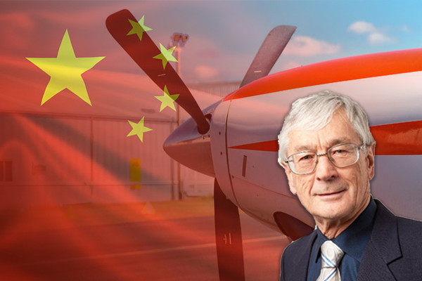 'It's happening everywhere': China buying Australian flying schools