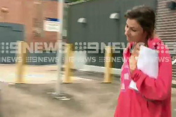 Article image for Harriet Wran arrested again, charged with drug possession