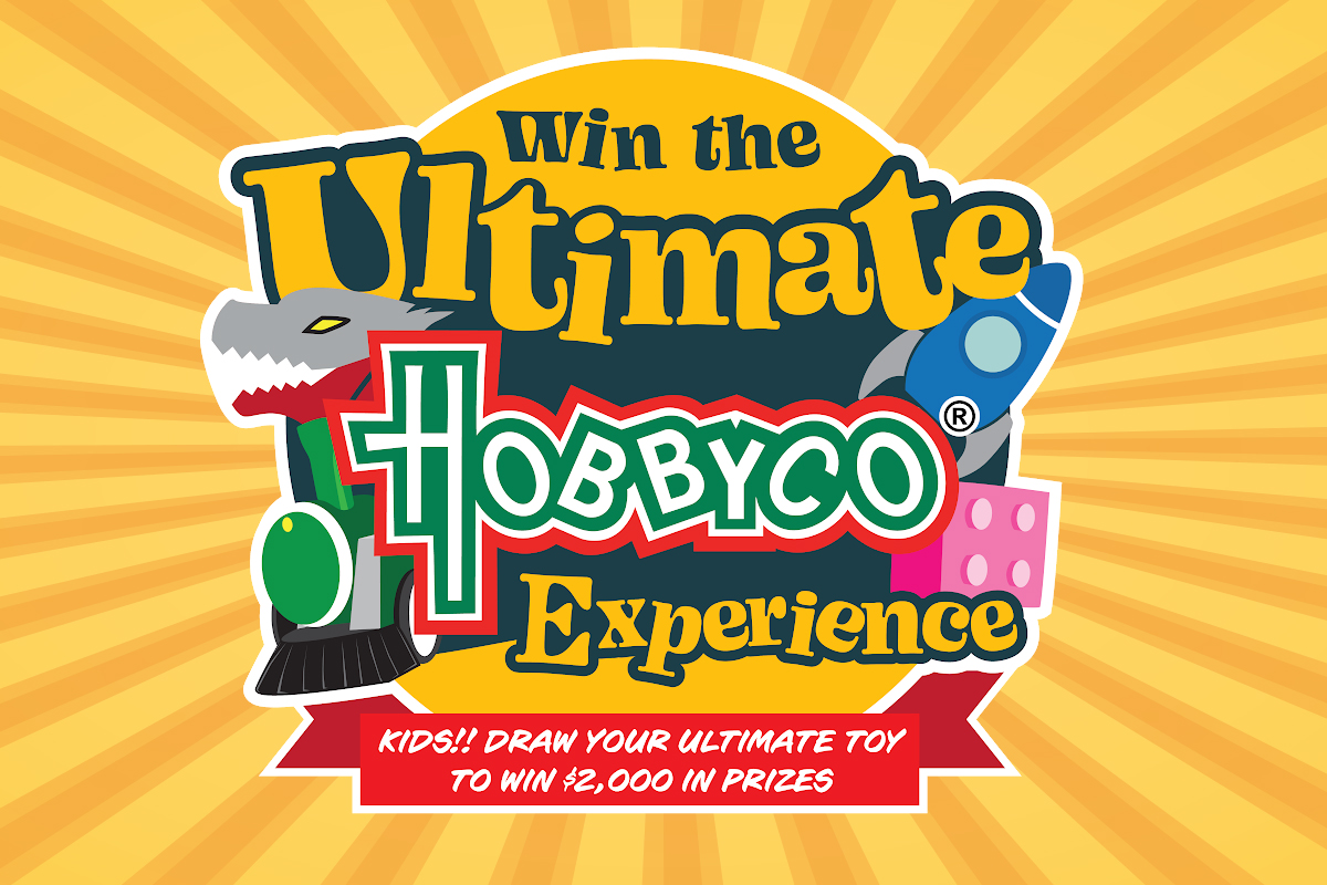 Win the Ultimate Hobbyco Experience