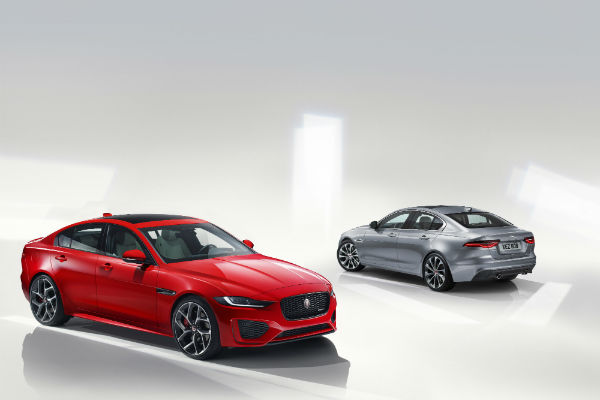 Jaguar rationalizes is XE sedan range to just two models