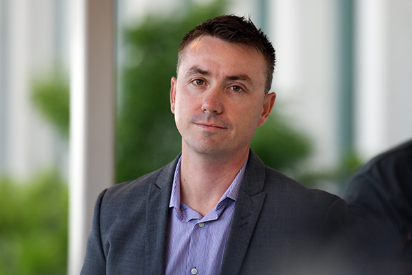 EXCLUSIVE   James Ashby says alcohol was involved in NRA meeting