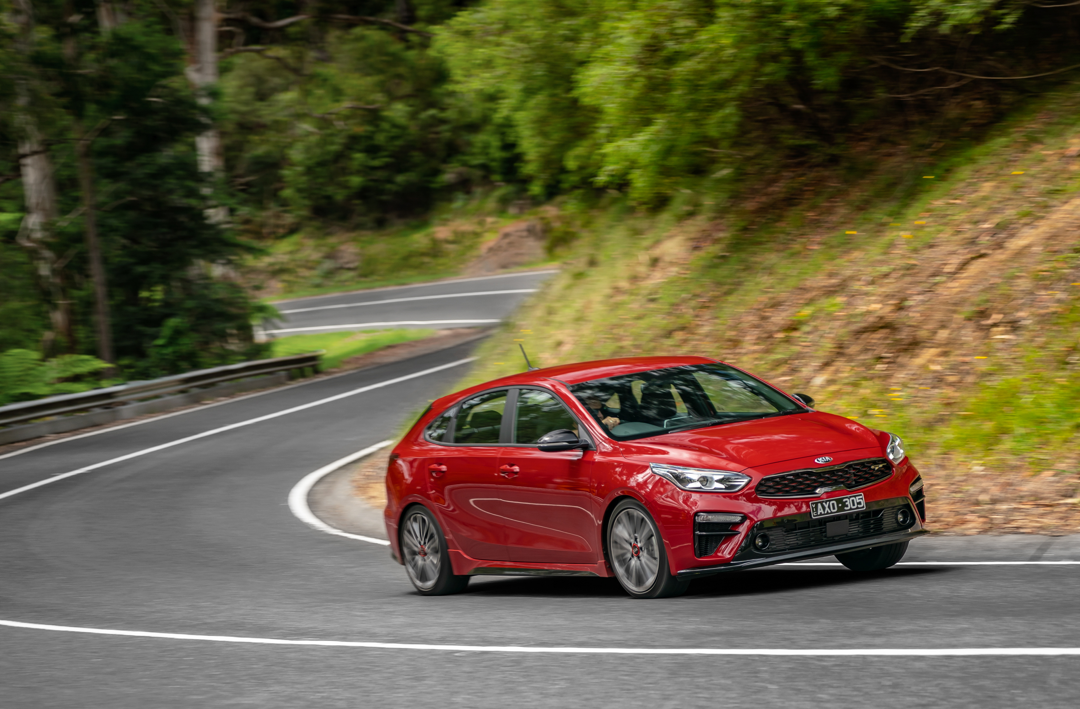 Kia's new Cerato hatch