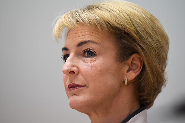 Living wage: 'Bill Shorten is playing politics' says Michaelia Cash