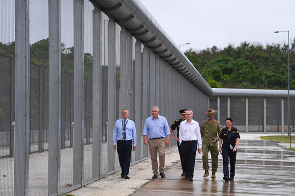 Article image for PM expands Christmas Island medical facilities