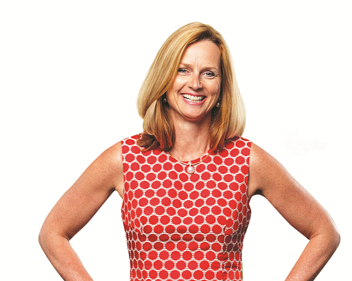 Naomi Simson is a leader for women in business