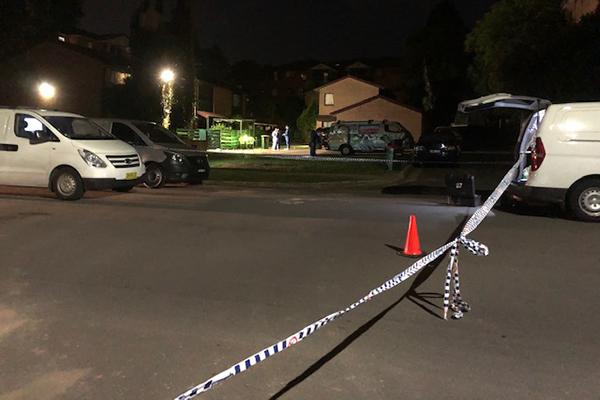 Man barricades himself inside unit after stabbing neighbour to death, North Parramatta