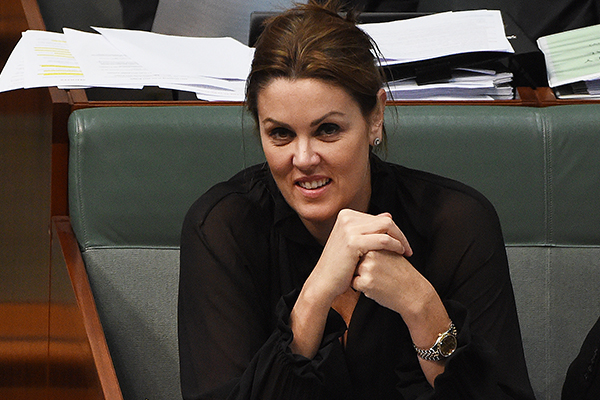 Peta Credlin says Deputy PM 'on life support'