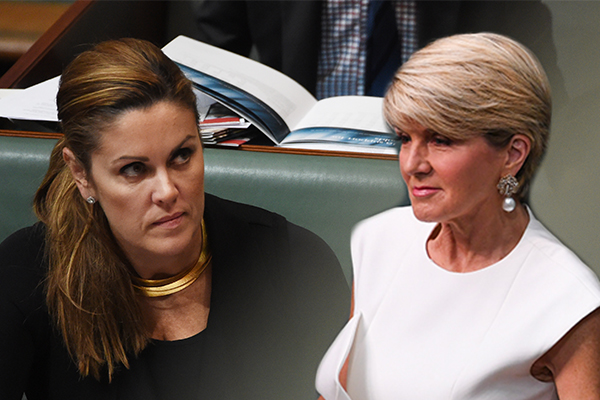 Article image for 'No hope in hell': Julie Bishop couldn't have beaten Labor, says Peta Credlin