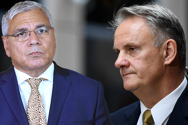 Article image for Warren Mundine hits back at Mark Latham's 'bigoted, racist' comment