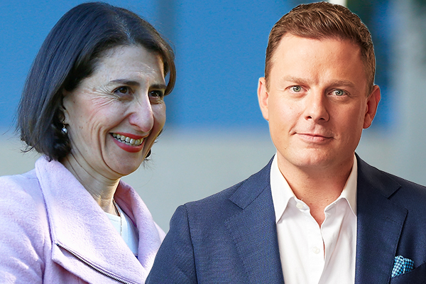 Premier's protest: Ben Fordham quizzes Gladys on her own schoolyard strike
