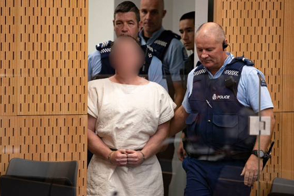 Why the Christchurch shooter will be charged with murder, not terrorism