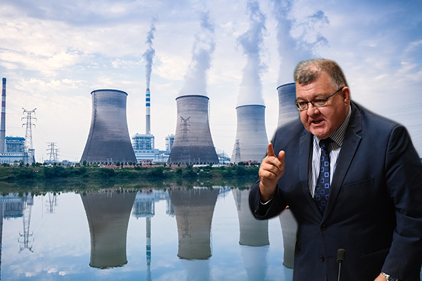 Article image for 'Don't need government subsidies': MP's support for new NSW coal-fired plant