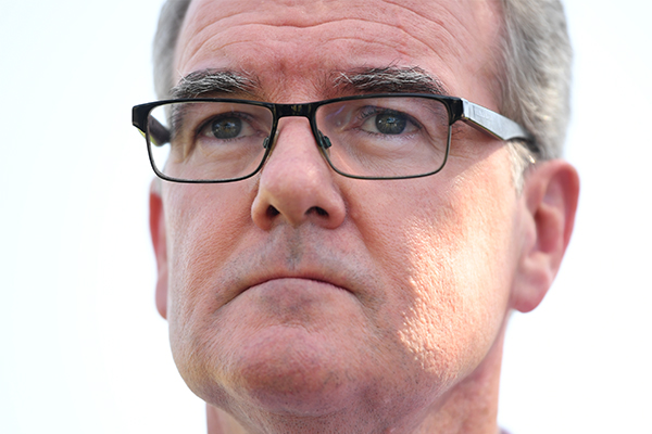 'The writing's on the wall': Michael Daley stands aside
