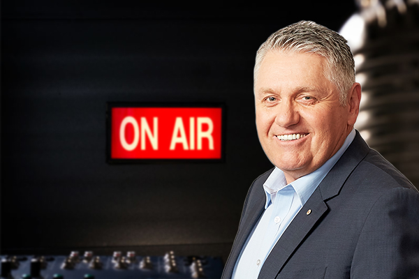 Ray Hadley joined by the most unlikely combination of guests for hilarious 'interview'