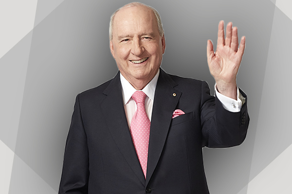 Article image for Alan Jones' Easter message