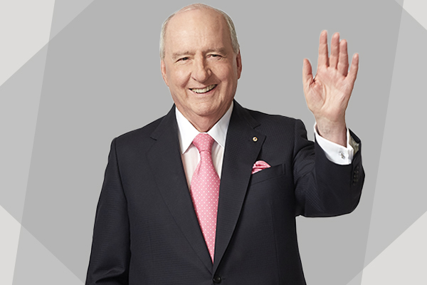 Article image for The final sign-off: Alan Jones farewells his radio family