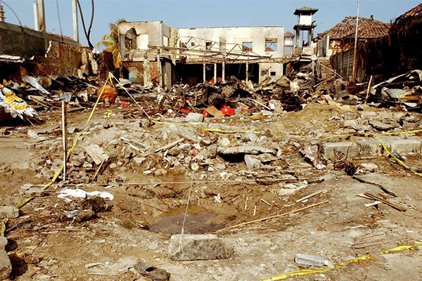 Article image for 'It's so disrespectful': Outrage at plans for Bali bombing site